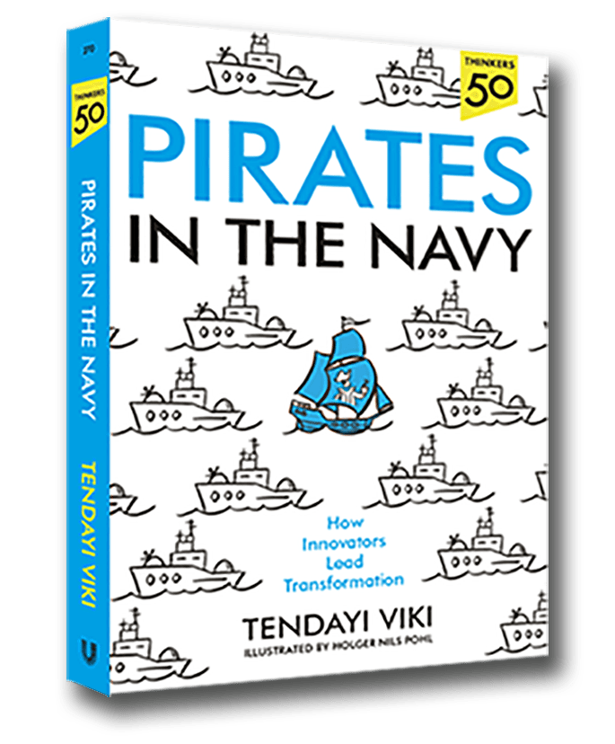 Pirates In The Navy
