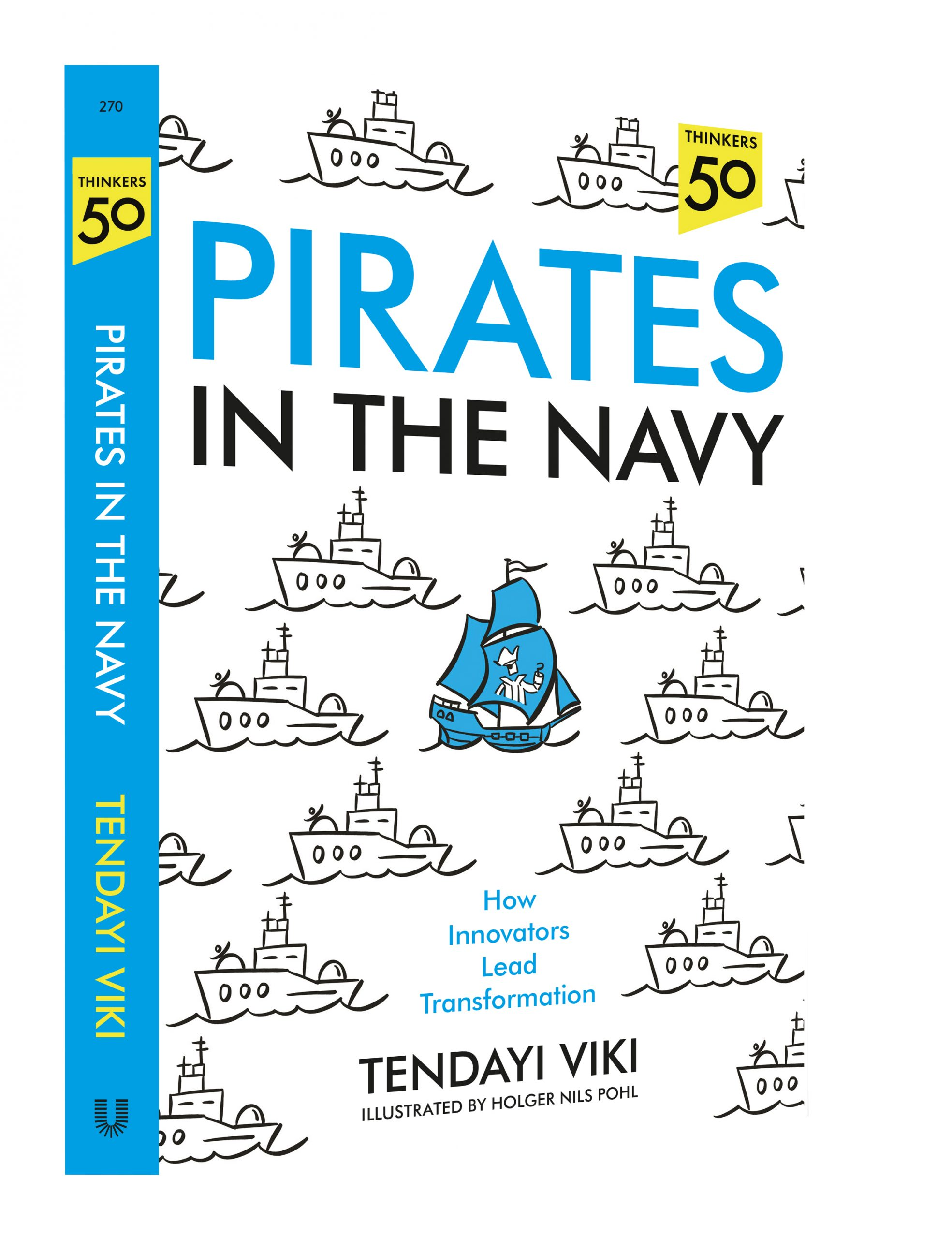 Pirates in the Navy book image